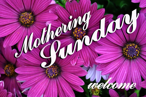 Mothering Sunday Worship